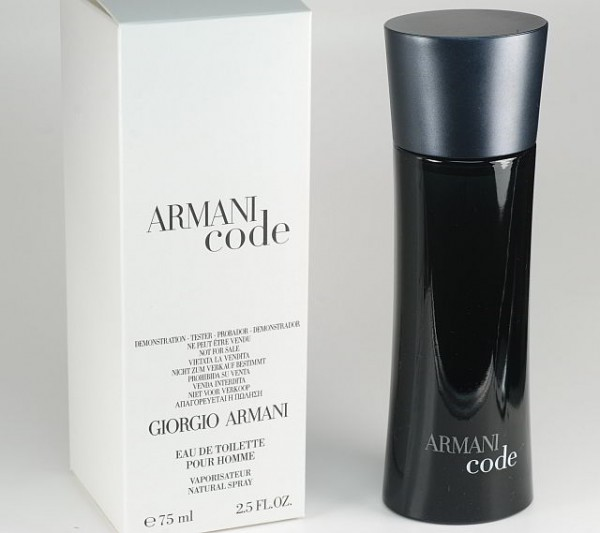 Code pour Homme EDTS 75ml