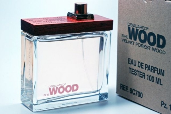 She Wood Velvet Forest Wood EDPS 100ml